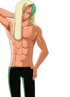 Zoro Sexy by Narusailor