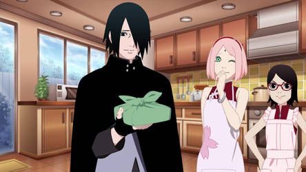 Family Uchiha. by Narusailor