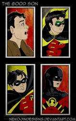 The Good Son - Tim Drake by nekojindesigns