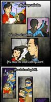 My Funny Valentine - a boys love fan comic by nekojindesigns
