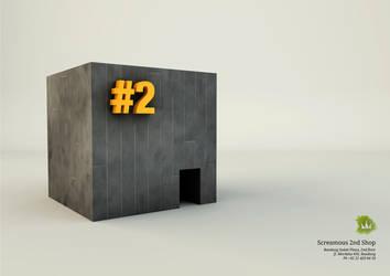 Number 2 by arrivesatten