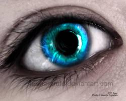 037. Eyes by Leena-Erufu
