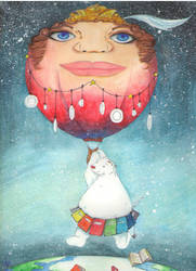 Caricature by iris-clow