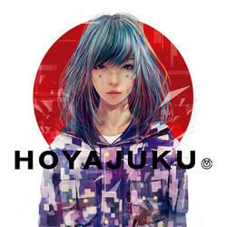 HOYAJUKU by wataboku