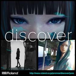 discover by wataboku