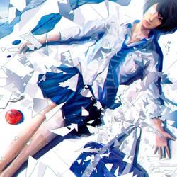 over blue 1.1 by wataboku