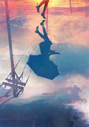 Hallucination sea by wataboku