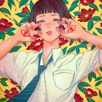 eye/eye by wataboku