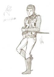 Woody by Porzy-Killy