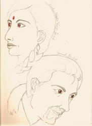 Rashmi e Samuel by Porzy-Killy