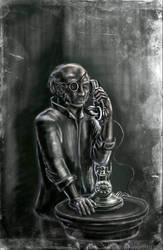 Dr. Bach by klekettle