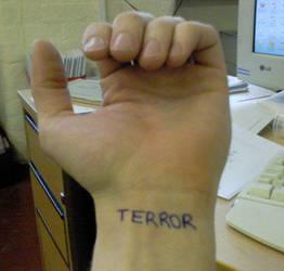 Terror - wrist by TechNikL