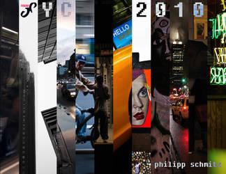 NYC Calendar 2010 by NinjaKiller