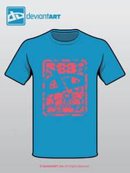 DA Summer Shirt by NinjaKiller