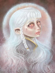 Soiled soul by Tuomashart