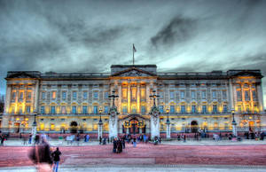 Buckingham Palace, London HDR by Ageel