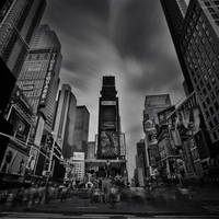 Times Square by Ageel
