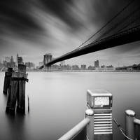 Brooklyn Bridge by Ageel