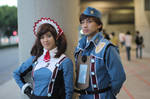 AX 2011 - Alicia and Welks by Hcoregamer00