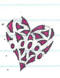 Tribal Heart by Sirairial