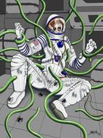 Commish-Airlock Invasion! (2018) by jarloworks