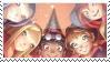 W.I.T.C.H. Halloween Stamp by keepingBreath