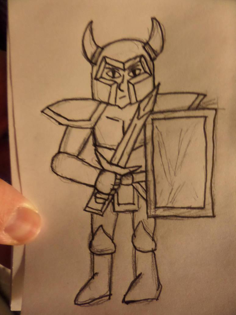 armored goblin by shadow-otm