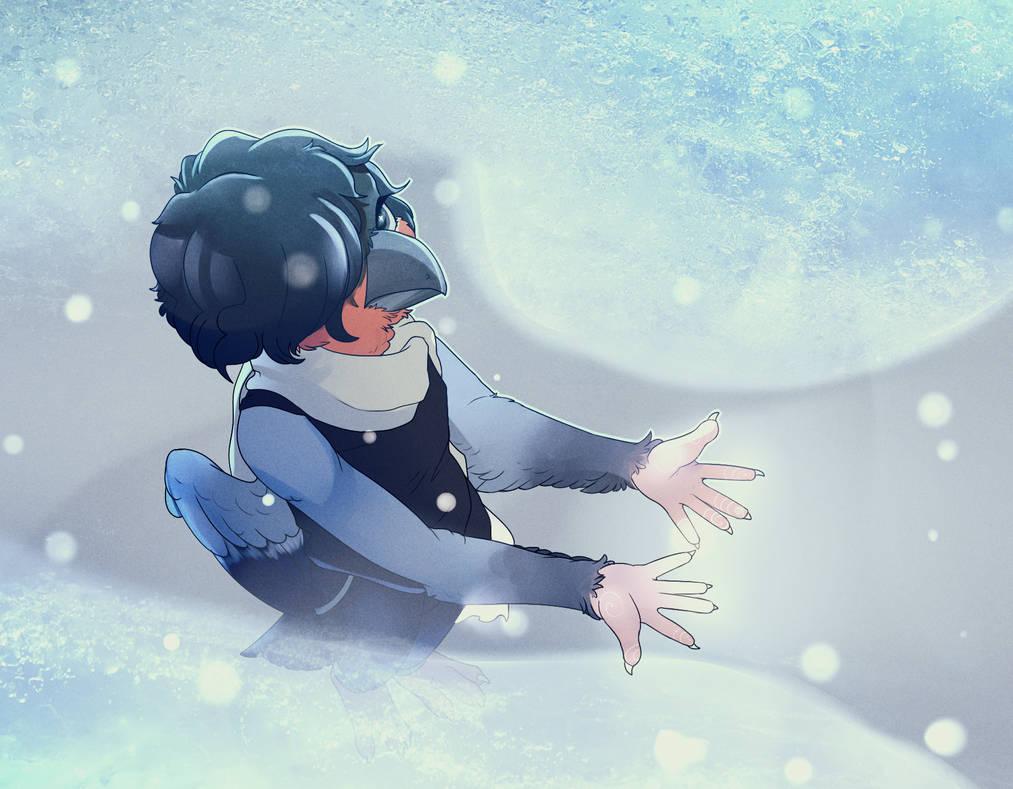 AC: Jack Frost by DeerElva