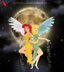 Angel Princess by Sonala