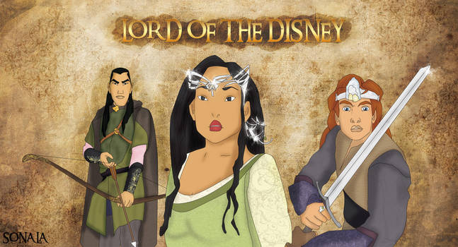 LOrd of Disney by Sonala