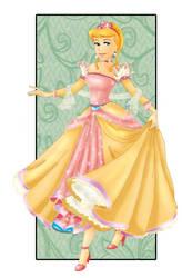 Cinderella: New Dress by Sonala