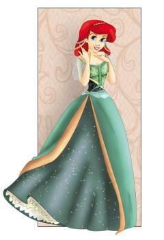 Ariel: New dress by Sonala