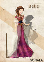 Antic Belle by Sonala
