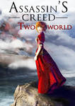 Two worlds: commission cover by Sonala