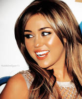 Miley Cyrus action edit by radiatelovecyrus