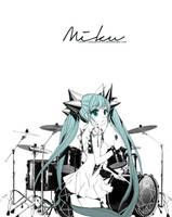 MIKU II by Skeleton-XO