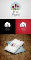Pelcl's Roses Logotype by djonas3