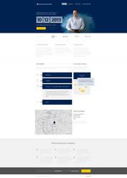 Czech Microsoft's Dynamics Event Page by djonas3