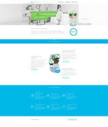 Aqualibrium Microsite/shop by djonas3