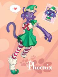 Phoenix - Pet Society by Micchu