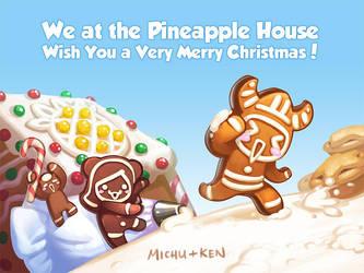 Happy Holidays 2012! by Micchu