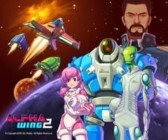 Alpha Wing 2 by Micchu