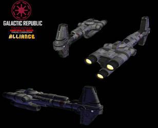 Republic Hammerhead by NomadaFirefox