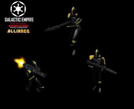 Star Wars Galactic Empire Units By Nomadafirefox On Deviantart