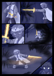 Two Hearts - Chapter 0 - Page 08 by Saari