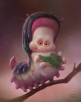 caterpillar by baydaku
