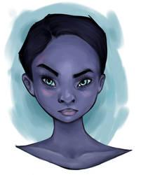 Blu by makimotto