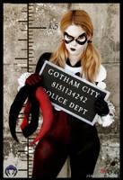 Harley Quinn- Gotham Police Dep by JonathanDuran