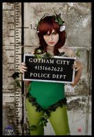 Poison Ivy- Gotham Police Dept by JonathanDuran