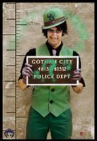 The riddler- Gotham POlice Dept by JonathanDuran